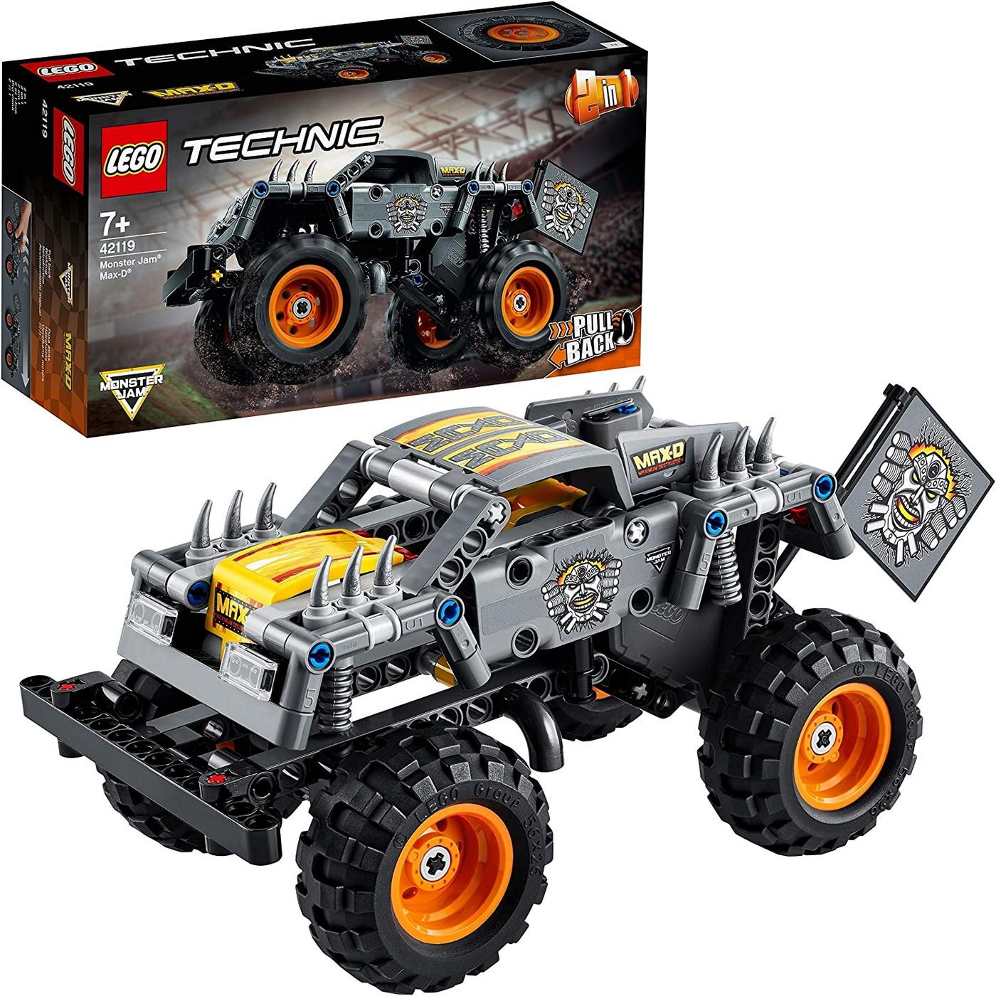 LEGO Technic - Monster Jam Max-D (42119)   LEGO - 1