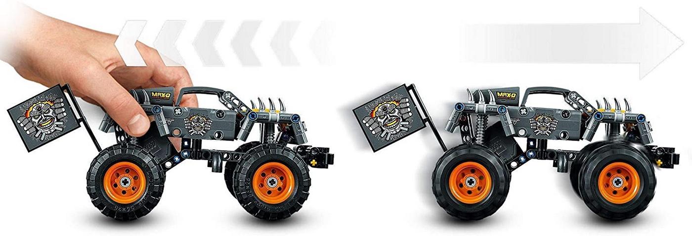 LEGO Technic - Monster Jam Max-D (42119)   LEGO - 12