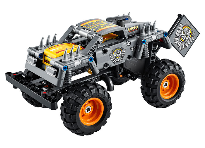 LEGO Technic - Monster Jam Max-D (42119)   LEGO - 6