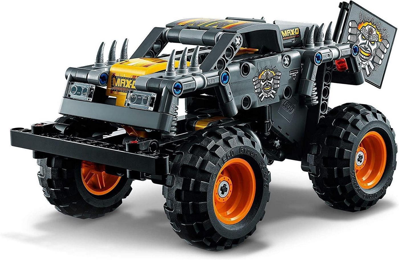 LEGO Technic - Monster Jam Max-D (42119)   LEGO - 8