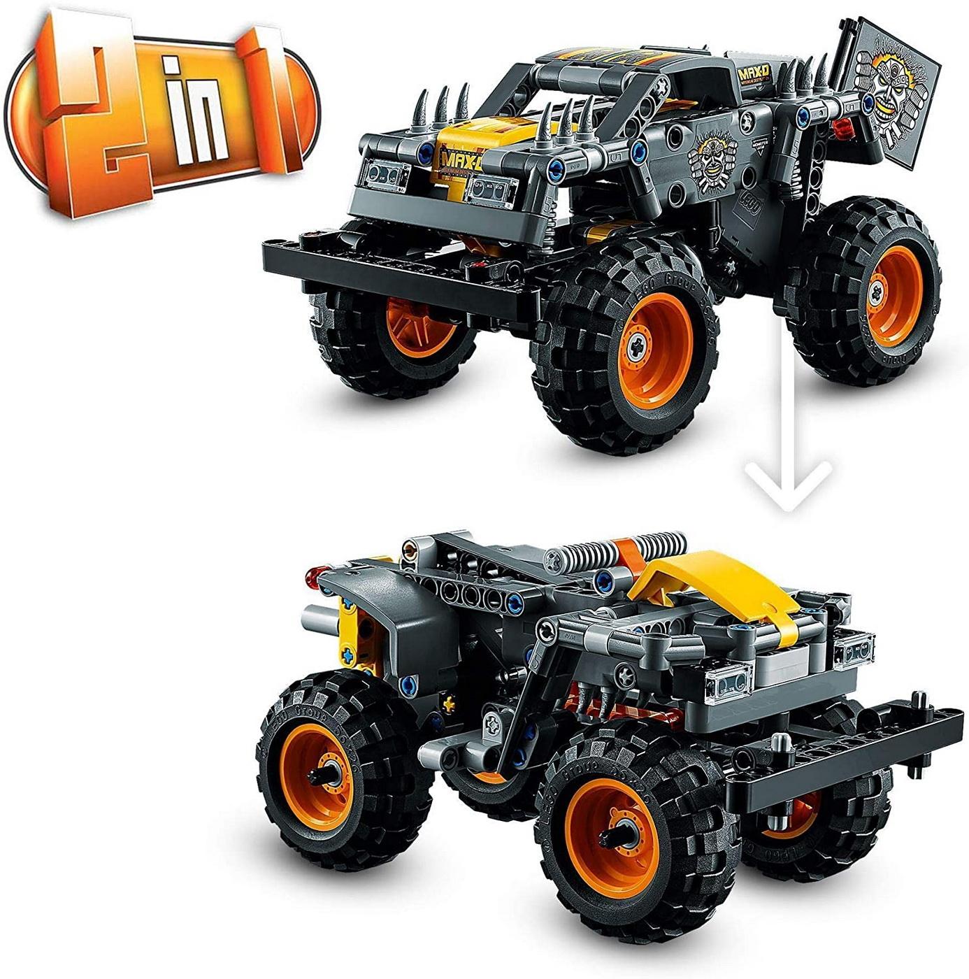 LEGO Technic - Monster Jam Max-D (42119)   LEGO - 9