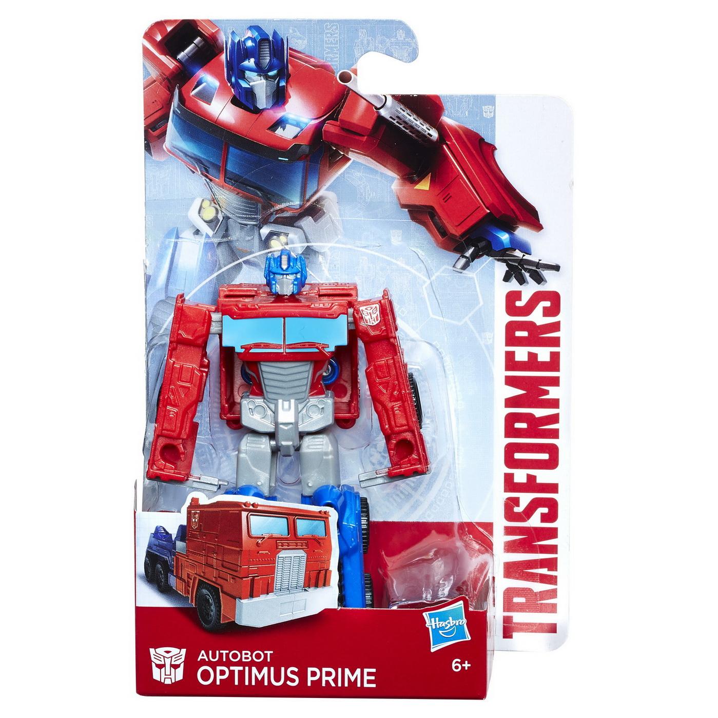 Jucarie - Transformers: Autobot Optimus Prime | Hasbro