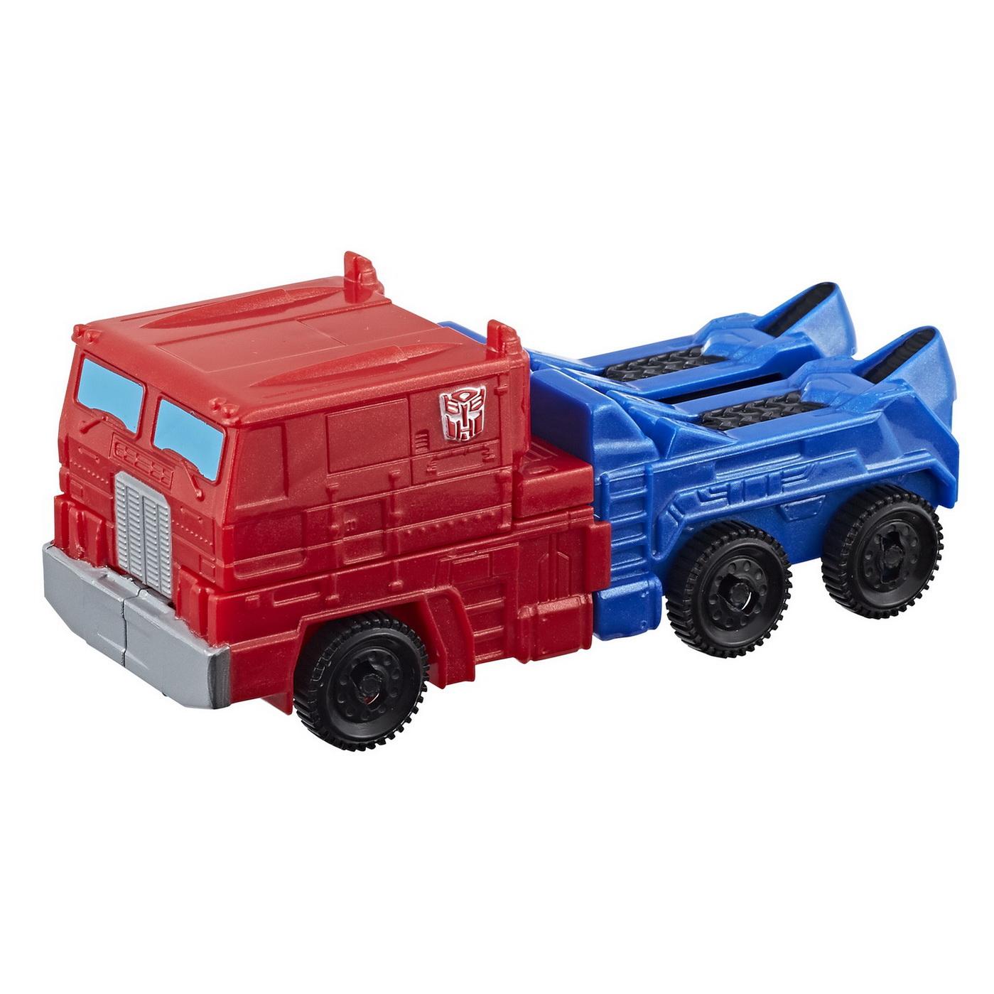 Jucarie - Transformers: Autobot Optimus Prime | Hasbro - 2