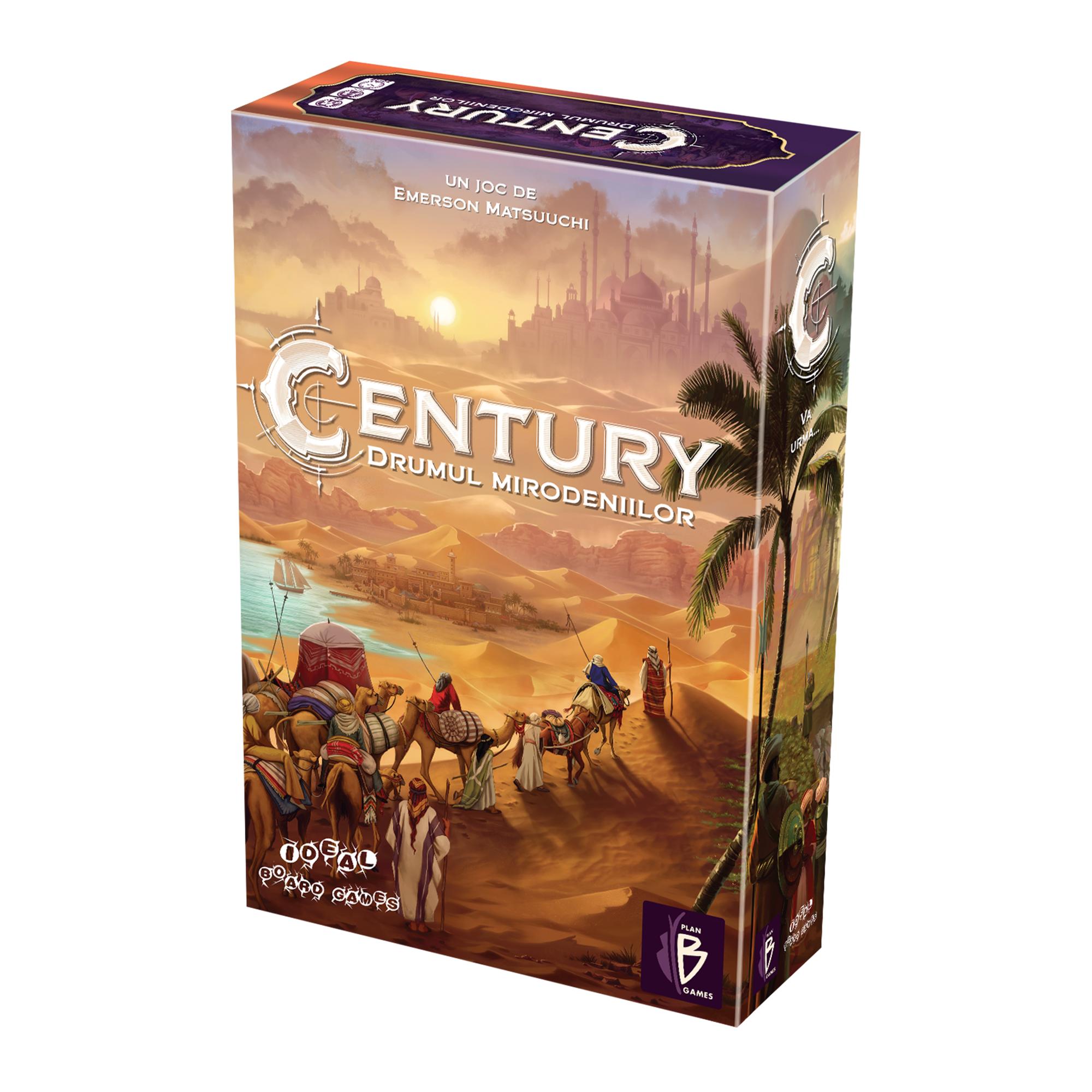 Joc - Century. Drumul Mirodeniilor | Ideal Board Games