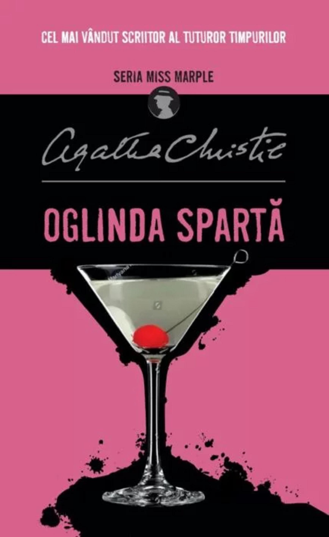 Oglinda sparta   Agatha Christie