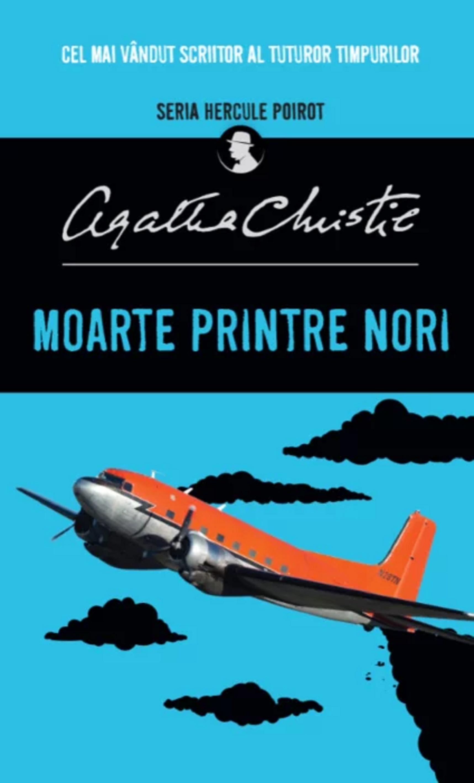 Moarte printre nori | Agatha Christie