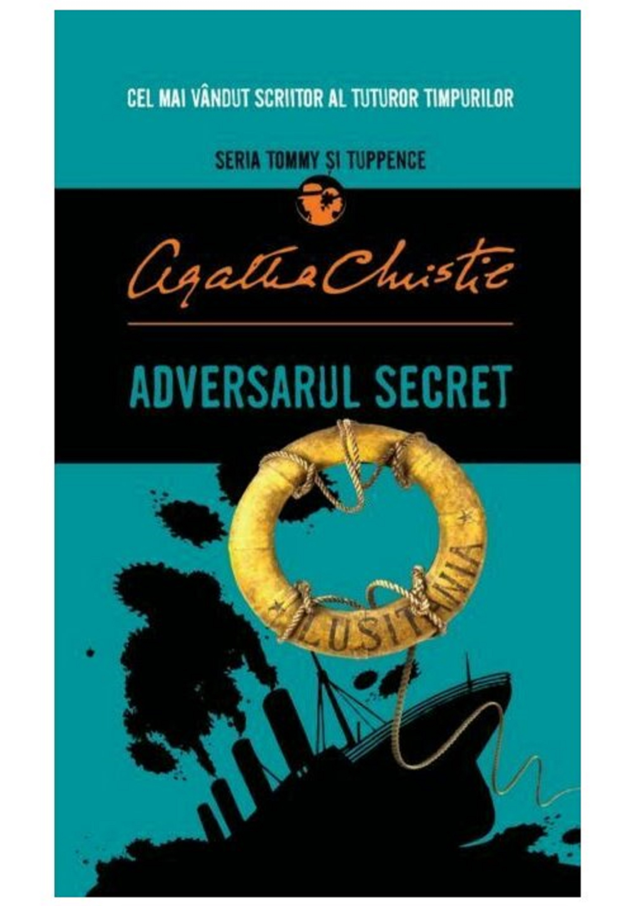 Adversarul secret | Agatha Christie