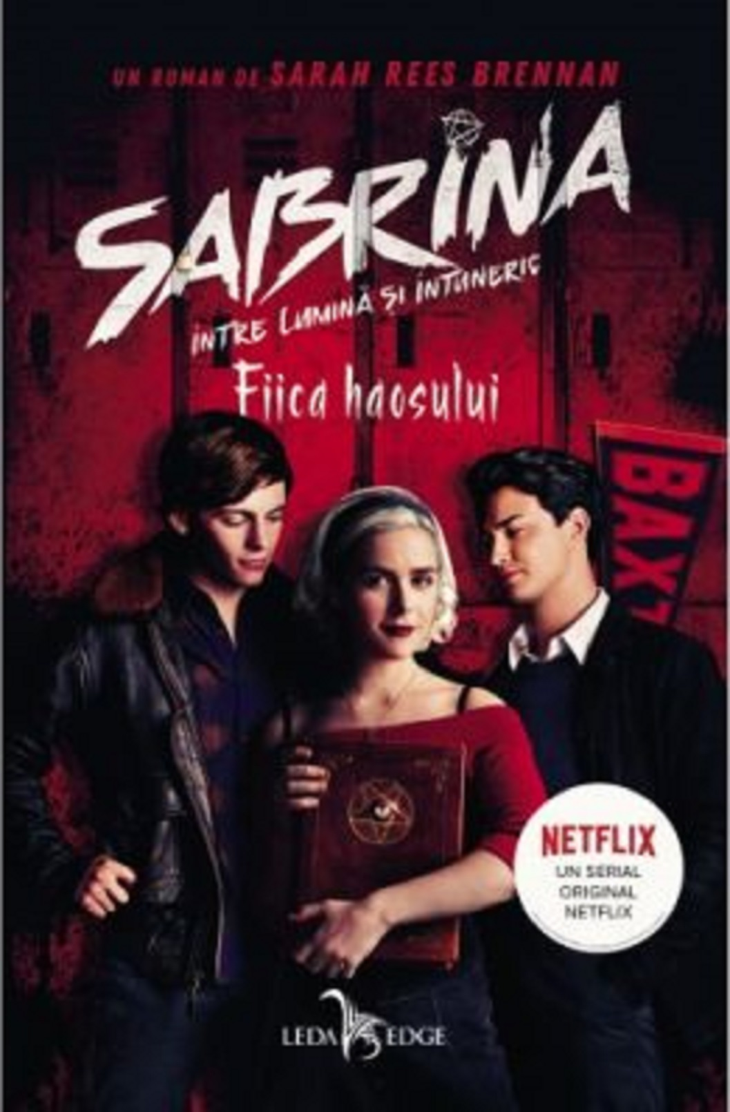 Sabrina - Fiica haosului | Sarah Rees Brennan